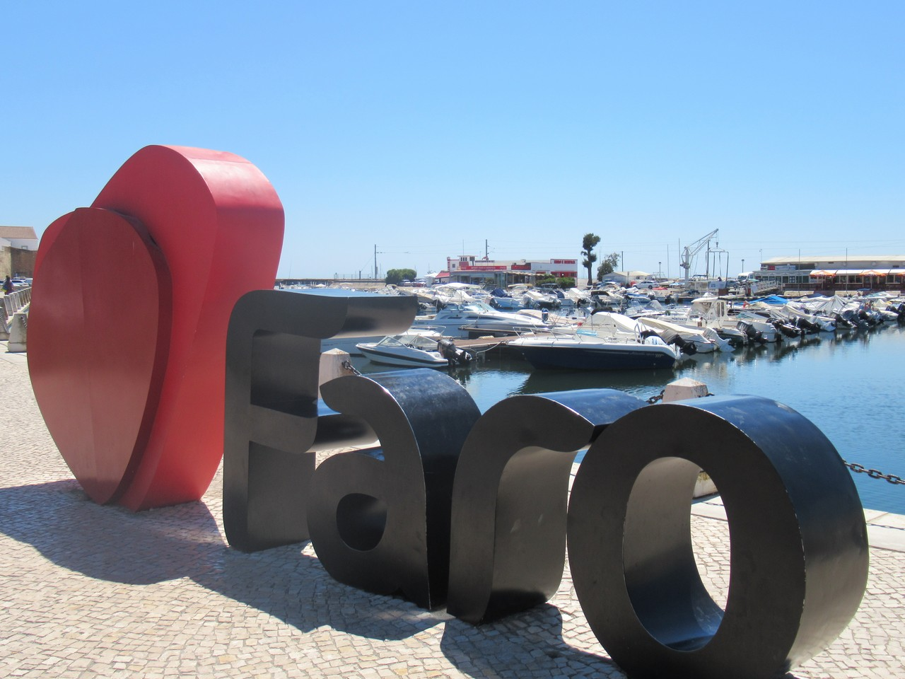 We did indeed 'heart' Faro.