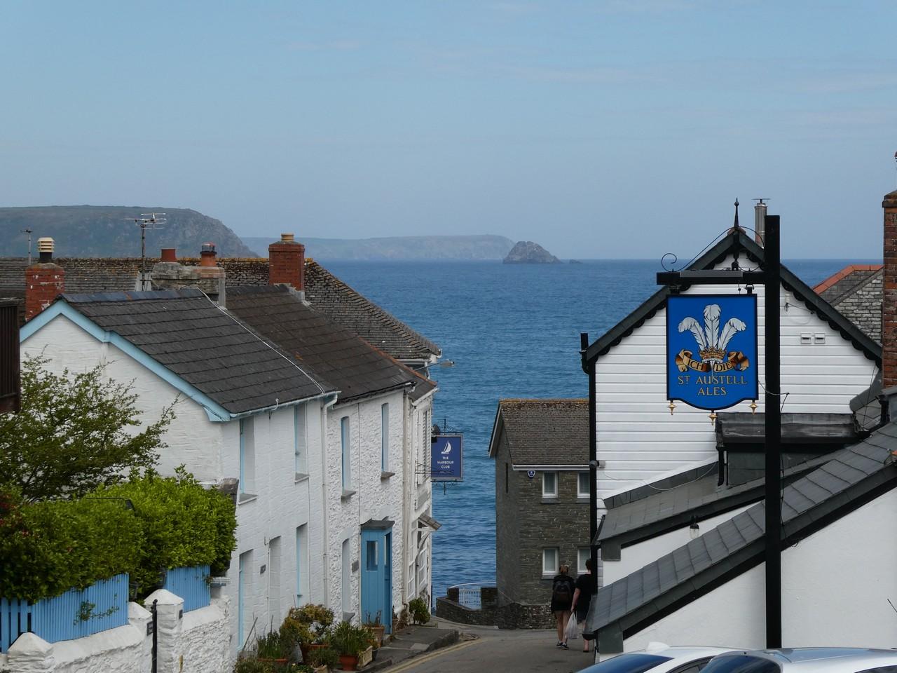 Classic Cornwall.